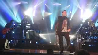 Simple Minds Prague Feb 2014 Intro and Broken Glass Park with the Scousers!!!