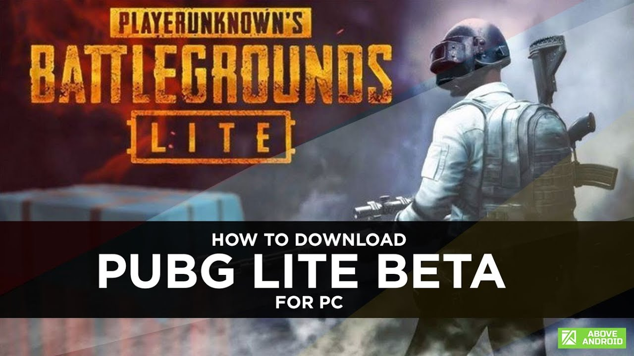 pubg lite beta pc download