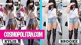 438e36c75ea KYLIE JENNER Clothing Hacks! Outfit Ideas   Yeezy Dupes - YouTube