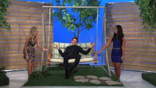 The Price Is Right - James O'Halloran in a Swing!