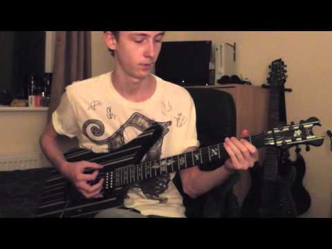 """Avenged Sevenfold - """"This Means War"""" Guitar Cover"""