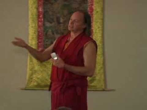Geshe Michael Roach on how to see emptiness 2of4