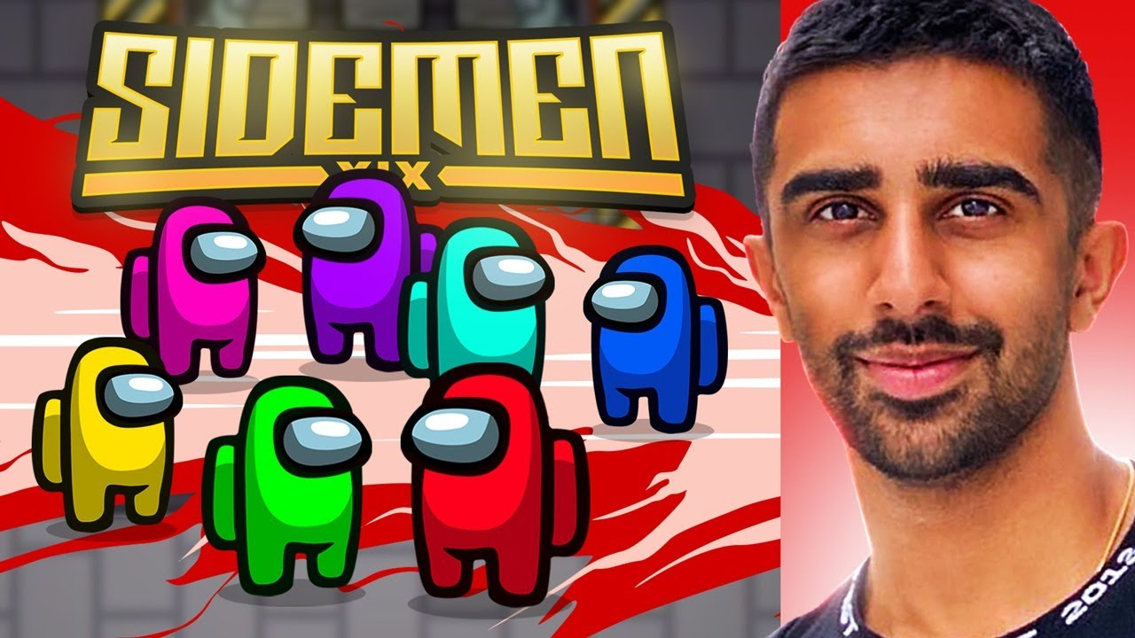 🔴 900 IQ AMONG US w/ SIDEMEN & FRIENDS - download from YouTube for free