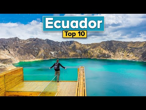 Top Things To Do In Ecuador Ecuador Travel Guide YouTube - 10 most popular tourist attractions in ecuador