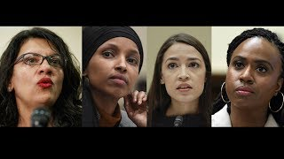 Watch live:  Reps. Omar, Pressley, Ocasio-Cortez and Tlaib respond to Trump's comments