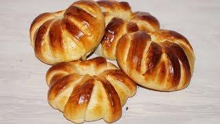 Обалденно вкусные рогалики с вареной сгущенкой.попробуйте приготовить