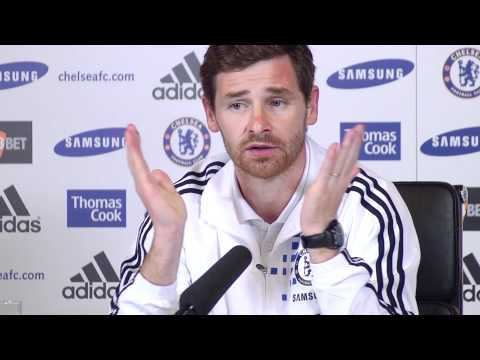Andre Villas-Boas - Fears His Future at Chelsea