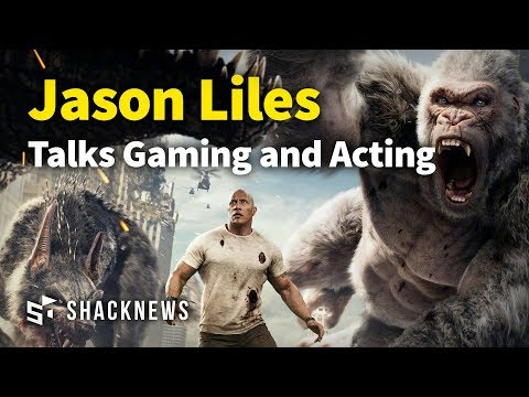 Rampage Actor Jason Liles On Gaming and Acting