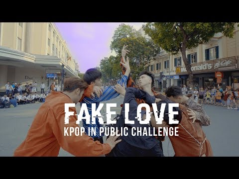 [KPOP IN PUBLIC CHALLENGE] BTS (방탄소년단) | 'FAKE LOVE'Dance Cover By S.A.P From Vietnam