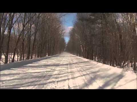 Hurley Wisconsin/Ironwood Michigan Snowmobiling feb 1-4th 2015