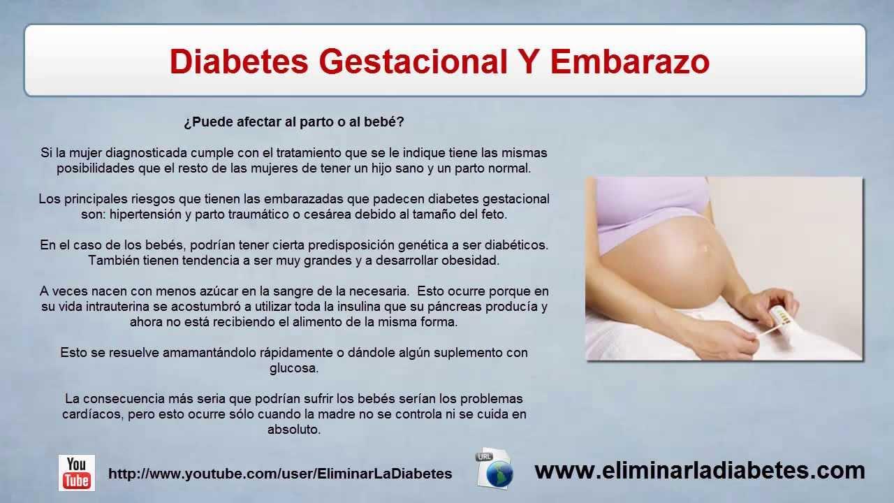 Diabetes Gestacional Y Embarazo | Cuidados En El Embarazo