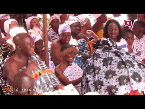 Otumfuo Celebrate His 67th Birthday and Renaming Park After The Late Queen Mother