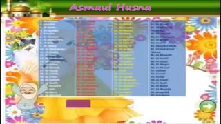 Lagu Anak Islam 2017 - Asmaul Husna