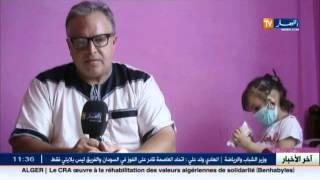 سيدي بلعباس : نهال تعاني من سرطان الدم ووالداها يطالبان السلطات التكفل بعلاجها