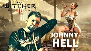 Ведьмак 3 The Witcher 3 Wild Hunt Половой контакт! (Часть 7)