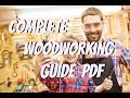 Complete Woodworking Guide Pdf- DVD Complete Guide to 1400 Woodworking Projects