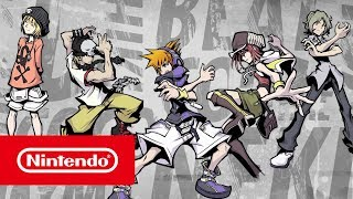 The World Ends With You -Final Remix-: трейлер игрового процесса (Nintendo Switch)