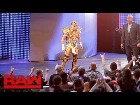 Thumbnail: Kalisto joins the Cruiserweight division: Raw, Oct. 2, 2017