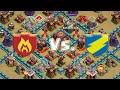 Clash Of Clans  High Level Clan Wars - Lunar Rising Vs. Batallas Coc