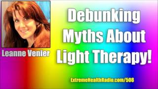 Red Light Therapy Benefits & The Healing Effects Of Color & Frequency