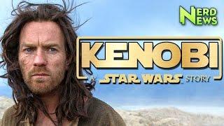 Obi-Wan Kenobi Solo Movie?! YES PLEASE!