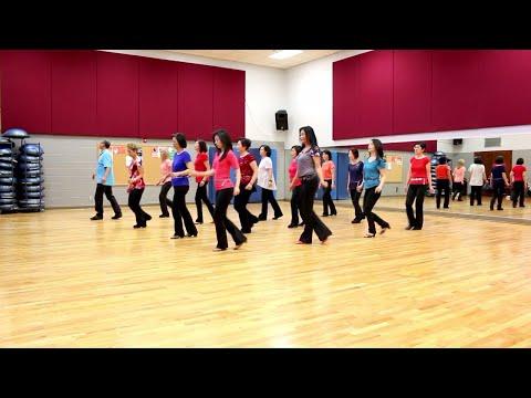 Echame La Culpa - Line Dance (Dance & Teach in English & 中文)