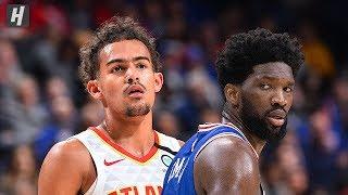 Atlanta Hawks vs Philadelhia 76ers - Full Game Highlights   February 24, 2020   2019-20 NBA Season