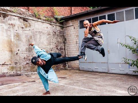 The Best Dancers in the world / Ukay & Majid / Juste debut 2017 أفضل الراقصين في العالم ممكن تشوفهم