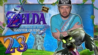 Serenade des Wassers in der Eishöhle 🗡️ THE LEGEND OF ZELDA OCARINA OF TIME 3D MASTER QUEST #23
