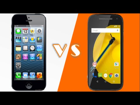 iphone z. apple iphone se vs motorola z play r