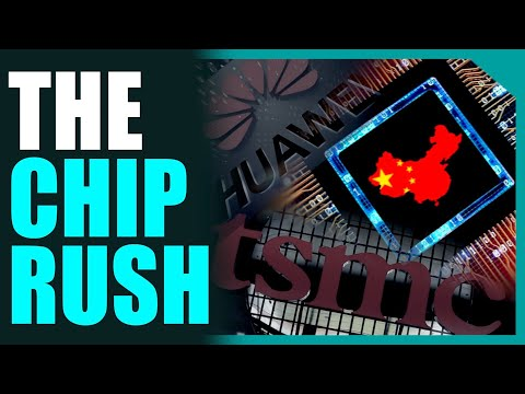 Chinese semiconductor industry: How does China handle US sanctions and the chip shortage