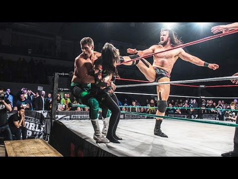 Drew Galloway vs. Cody Rhodes - Galloway's Last Ever WCPW Match (PWWC Mexico Part 8)