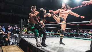 Drew Galloway vs. Cody Rhodes (McIntyre