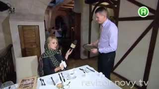 Ресторан Репортеръ - Ревизор в Днепропетровске - 12.05.2014(