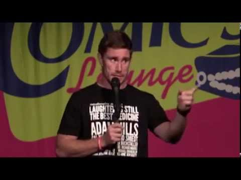 Evan Hocking | Aussie Comedian | Classic Comedy Company