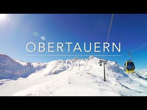 Obertauern, Austria 2016 - GoPro Skiing HD