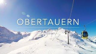 Ski Austria - Obertauern, Austria 2016 - GoPro Skiing HD