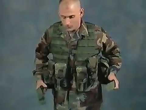 Modular Lightweight Load Carrying Equipment (MOLLE) Care And Use Instructional Video