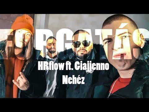 MATUZVLOG #1 - HRflow ft. Giajjenno - Nehéz | Forgatás | 4K letöltés