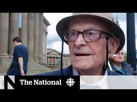 A look back on the life of WWII veteran, social activist Harry Leslie Smith