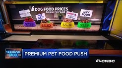 Here's how the $30 billion pet food market is innovating
