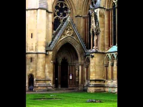 Richard Lloyd:  Drop Down Ye Heavens (Choir of St. John's College, Cambridge)