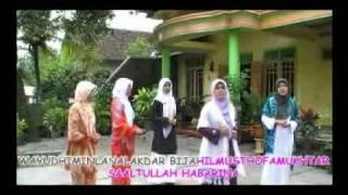 New 2011 sholawat al banjari m4v