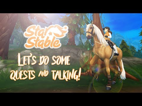 Let's do quests and talking! | Star Stable Updates