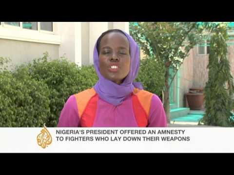 Nigeria eases curfew in northeast