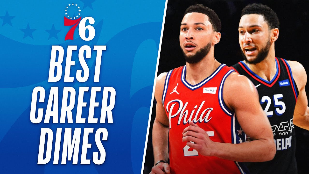 BEST Career Assists From Ben Simmons! 👀