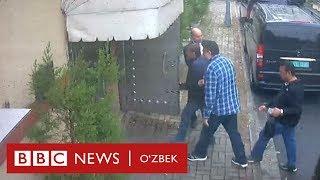 Саудий журналисти қиймалангани ёзилган аудиони Туркия ошкор қилди - BBC Uzbek