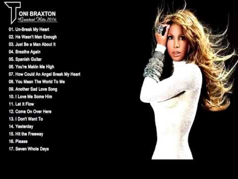 BEST SONGS Of Toni Braxton // Toni Braxton's Greatest Hits