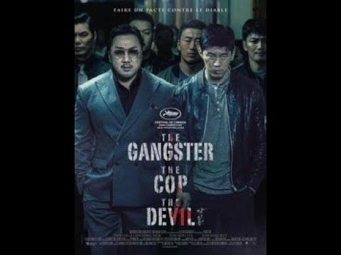Боевик, Криминал, Триллер-Бандит, полицейский, дьявол (2019)
