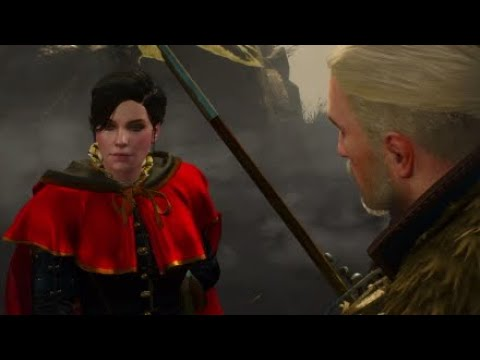 Witcher 3 blood and wine syanna best option